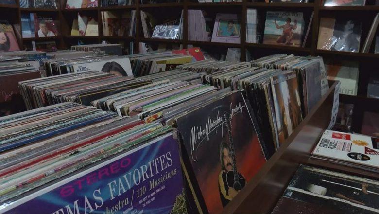Eski albümler yeniden basıldı: Unkapanı Plakçılar Çarşısı tekrar hareketlendi