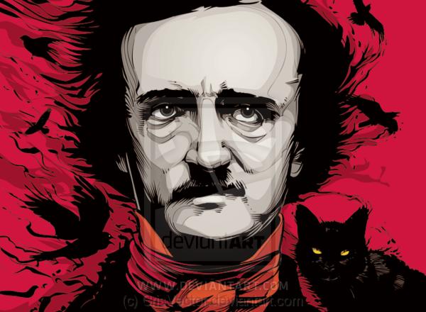 Edgar Allan Poe'nun Şiirleri, Kitapları ve Hayatı