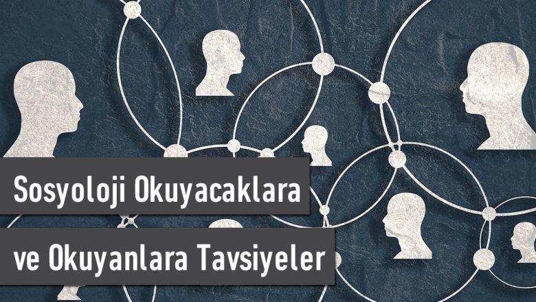 Sosyoloji hakkında bilgi sahibi olmanız için okumanız gereken 10 kitap