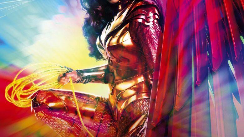 Wonder Woman 1984 'dahice'