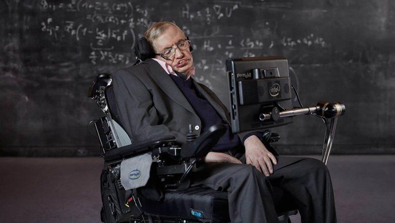 Stephen Hawking'in Hayatı ve Kitapları