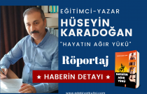 "Hüseyin Karadoğan ""Hayatın Ağır Yükü"" Röportaj"
