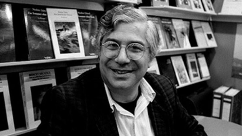 Edebiyatçı Demir Özlü, 85 yaşında yaşamını yitirdi