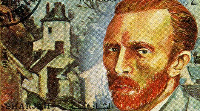 Van Gogh'un mektupları kitap oldu