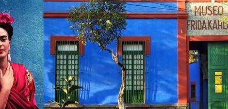 Frida Kahlo Müzesi ziyarete yeniden açıldı