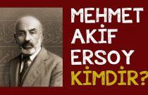 "Mehmet Akif Ersoy ""Biyografi"""