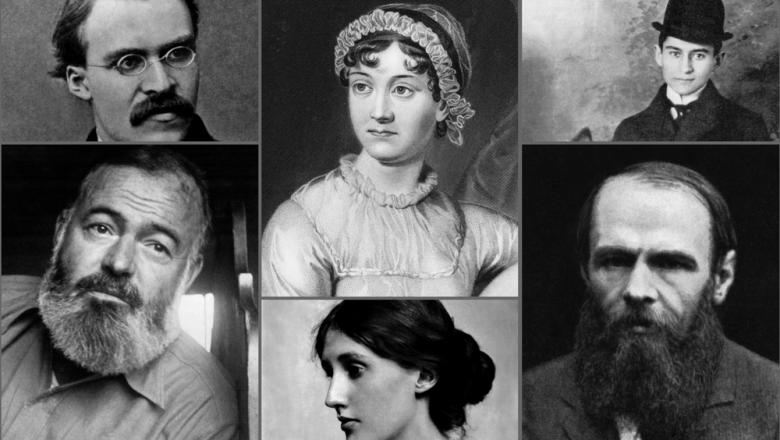 Dünyaca Ünlü Yabancı Yazarların Bilinmeyen Yönleri